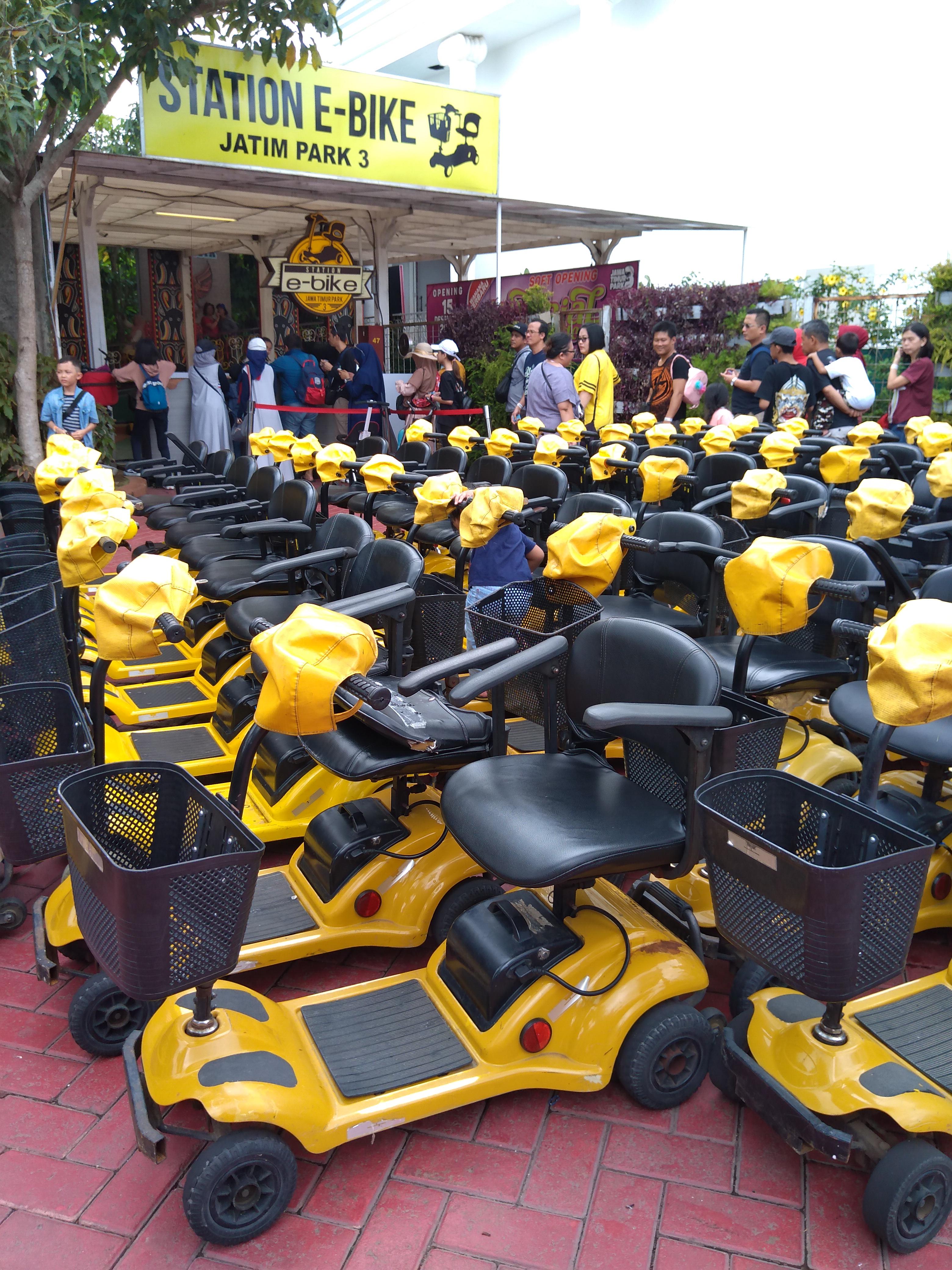 e-bike dino park