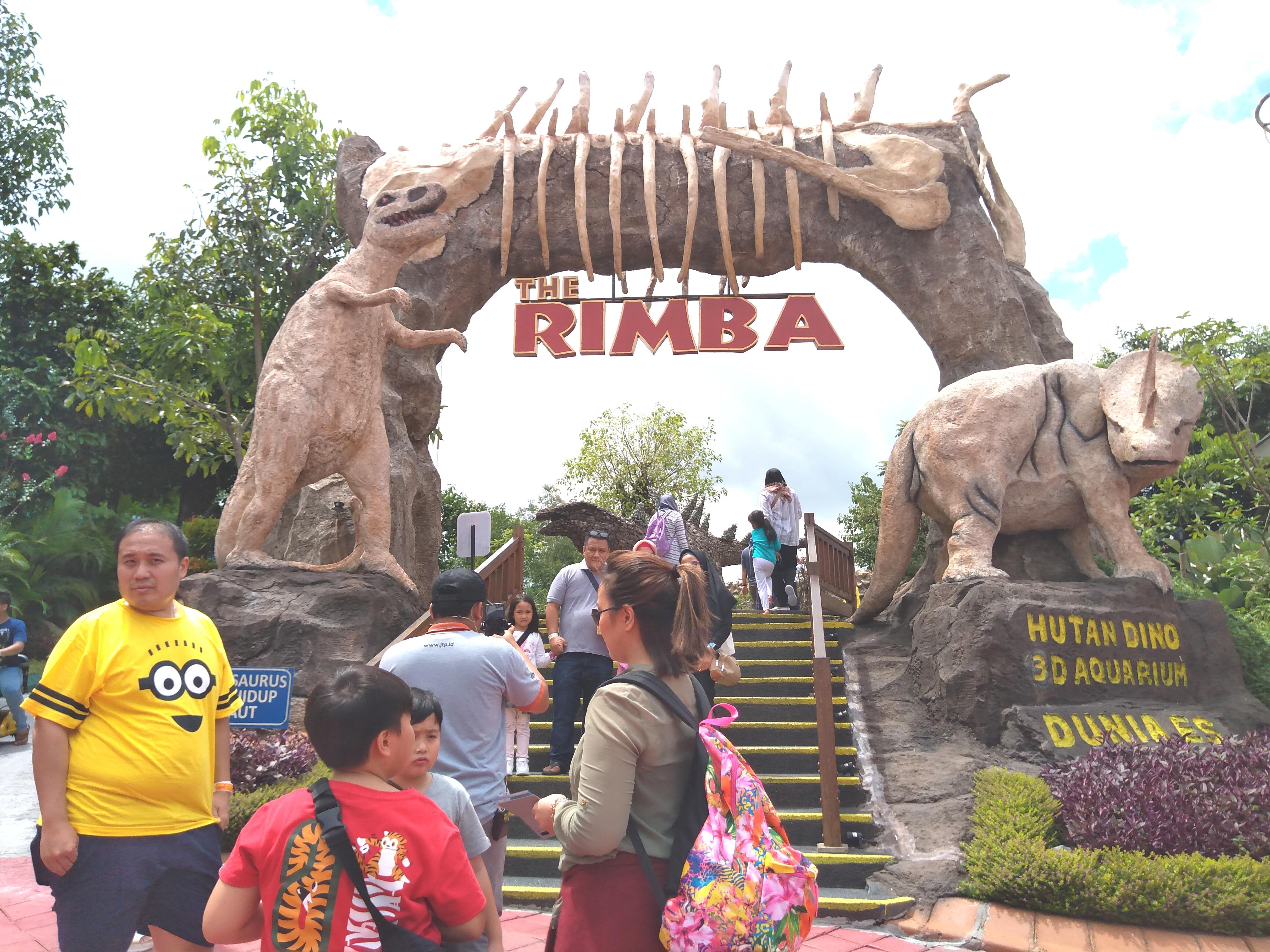 the rimba dino park