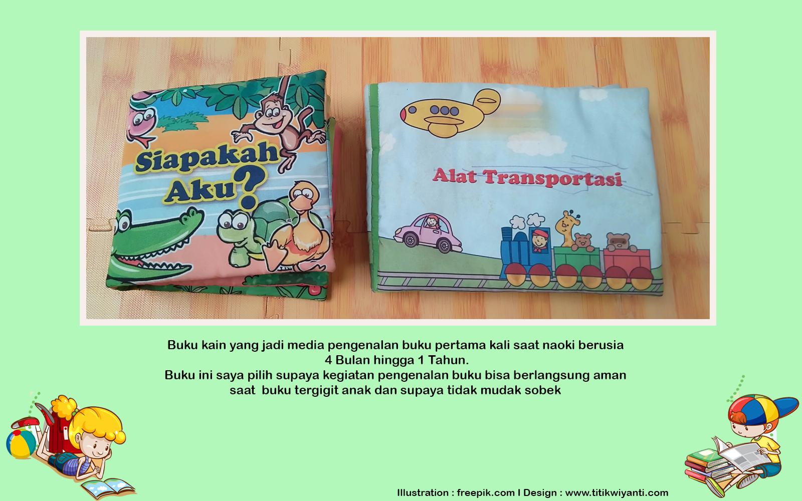 menumbuhkan minat baca anak